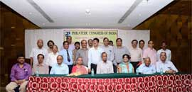 Members of  Governing Council of Philatelic Congress of India - 2018-20